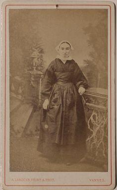 A. Laroche Vannes Bretagne Photographie Carte de visite Cdv Vintage Albumine  | Collections, Photographies, Anciennes (avant 1900) | eBay!