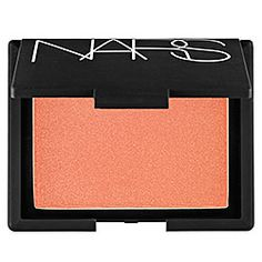 Love, love, love NARS bronzer. See it in this makeup tutorial. ---> http://www.weddingchicks.com/2014/06/06/flawless-bronzed-diy-wedding-makeup/