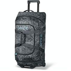 Dakine suitcase.