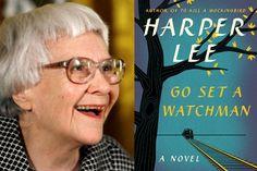 AUFGEREGT! Harper Lee's Nachfolgeroman (der eigentlich vor dem eigentlichen Roman geschrieben wurde) zu Wer die Nachtigall stört ... ist bereits in den Startlöchern. Grossartige, feinste amerikanis...
