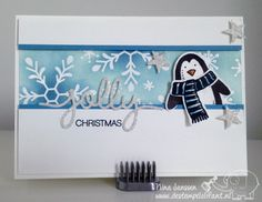 Jolly Christmas… – De Stempelolifant