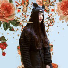Imagini pentru Vita Kan by Ryan Tandya Japan Fashion, Fashion Art, Editorial Fashion, Creative Photography, Editorial Photography, Fashion Photography, Collage, Alfred Stieglitz, Art Direction