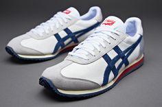 Onitsuka Tiger California 78 Vin - Mens Select Footwear - White-Navy