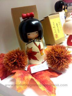 Autumn Kokeshi
