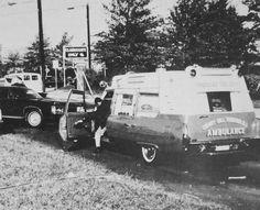 vintage ambulance photos as assembled by Kenneth Burdyny Rivererview Amb Winnipeg