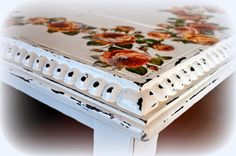table - my shabby white home