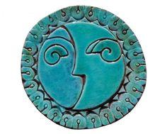 Resultado de imagen para soles y lunas de ceramica