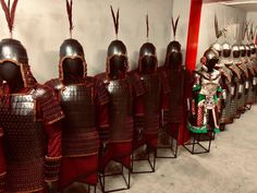 #Chinesearmor The Empress Of China, Chinese Armor, Arm Armor, Historical Art, Ancient China, Traditional Art, Warriors, Medieval, Military