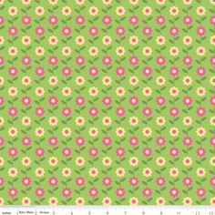 Zoe Pearn - Summer Song 2 - Daisy in Green