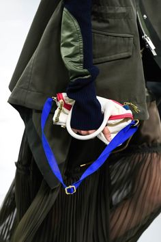 Sacai, Fashion 2020, Diaper Bag, Ready To Wear, Runway, Couture, My Style, How To Wear, Bags