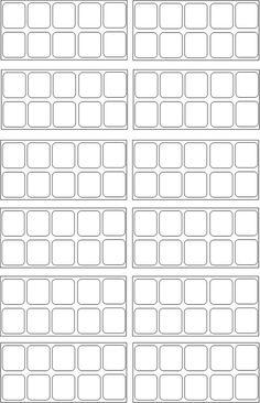 Resultado de imagem para cartelas de adesivos de unhas prontas para imprimir
