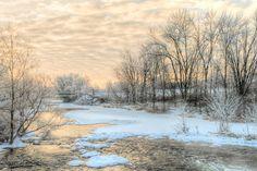 Golden Sunrise Print by Garvin Hunter.