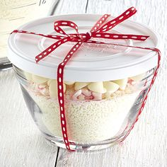 White Chocolate Peppermint Cocoa Mix - The Pampered Chef® For more,  visit my website www.pamperedchef.biz/mhotham