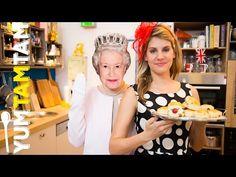 Scones // Happy Birthday Your Majesty // #yumtamtam - YouTube