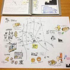 Map Design, Book Design, Mental Map, Le Shop, Magazine Layout Design, Travel Maps, Map Art, Travelers Notebook, Pattern Wallpaper