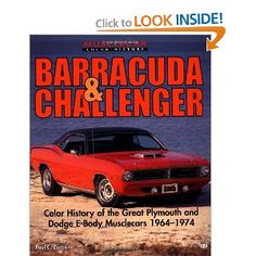 History of the Barracuda & Challenger