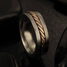 Ring for men, Rustic Mens wedding Band, Comfort Fit Ring, Mens Wedding Ring, Silver Copper Ring, Wide Men Wedding Band, 8 mm Ring, Mens Rustic Ring, Mens Gift, RS-1234 Completely handcrafted, Each Ring Is Created With A Lot Of Dedication And Love, Making It One-Of-A-Kind Features: ◆