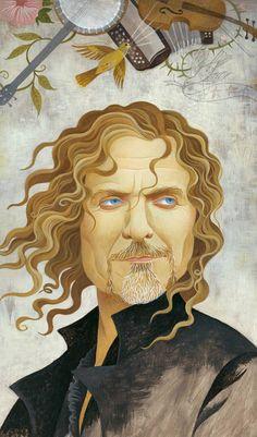 Jody Hewgill - Robert Plant