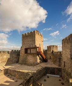 New History: the Visitors' Centre at Pombal Castle, Portugal, by Comoco Arquitectos | Yatzer