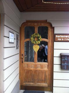 Schruns, Austria - June photo by H. Flower Boxes, Flowers, Windows And Doors, Austria, June, Memories, Mirror, Frame, Beautiful
