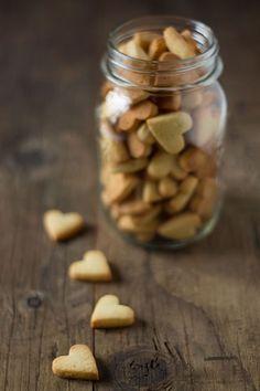 Mini biscotti al cocco