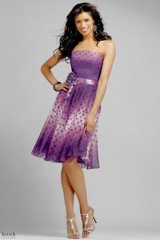 Alexia Bridesmaids Dress - Couture Collection - Style #862