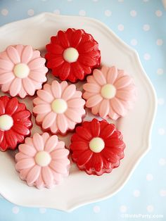 <3 Mothers Day: DIY Chocolate Covered Oreo Flowers