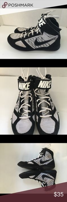 sports shoes 1b9b0 48f78 Nike Takedown Wrestling Athletic Shoes Shoes are in really good  condition....Does