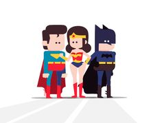 Batman vs Superman Gifs on Behance Game Character Design, Character Design Animation, Batman Vs Superman, Vector Animation, Disney Animation, Bd Comics, Cartoon Gifs, Animation Reference, Gif Pictures