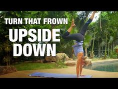 Five Parks Yoga - Turn that Frown Upside Down - YouTube