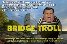 This Governor Christie and his newest scandal
