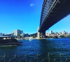 Sydney  #sydney #harbour #bridge #sailboat #summer #history #tourist #beautiful #photography #love #australia #sydneyharbourbridge @sydneyharbourbridge_shots by paulalydiardxo http://ift.tt/1NRMbNv