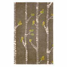 Tree rug