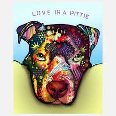 Love Is A Pittie