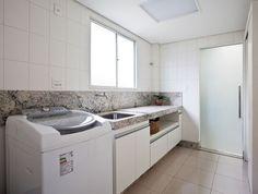 Lavanderia simples e prática