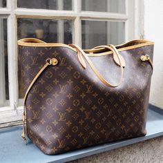 Louis Vuitton Neverfull Handbags #Louis #Vuitton #Neverfull #Handbags