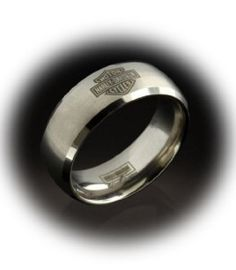 his and hers harley davidson wedding rings badass biker rings badass biker rings - Harley Wedding Rings
