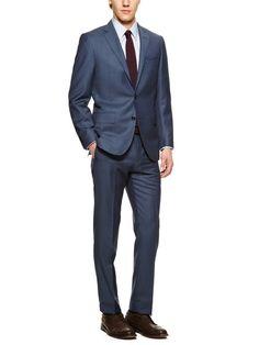 Pin Stripe Suit by Corneliani on Gilt.com