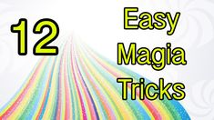 12 easy magic tricks revealed tutorial Magic Tricks Revealed, Easy Magic Tricks, Magic Illusions, Card Tricks, Free, Magick