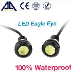 $0.82 (Buy here: https://alitems.com/g/1e8d114494ebda23ff8b16525dc3e8/?i=5&ulp=https%3A%2F%2Fwww.aliexpress.com%2Fitem%2FLed-car-light-10pcs-lot-Waterproof-Eagle-Eye-car-styling-DRL-fog-lamp-tail-parking-light%2F32241203605.html ) 1pcs 18MM Led Eagle Eye DRL Daytime Running Lights Source Backup Reversing Parking Signal Lamps Waterproof Free Shipping for just $0.82