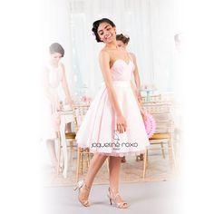 Um vestido perfeito!  Baby pink: um tema inspirado na doçura e simplicidade dos tons pastéis ✨ Disponível em www.jaquelineroxo.com