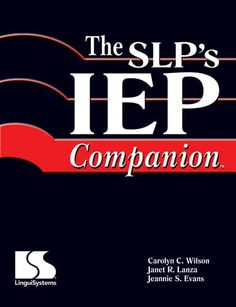 The SLP's IEP Companion-excellent reference tool for goal writing/IEPs. From Adventures in Speech Pathology. Pinned by SOS Inc. Resources siu ki Storage & Organisation Solutions Storage & Organisation Solutions Inc. Speech Pathology, Speech Language Pathology, Speech And Language, Speech Therapy Activities, Science, Career, Money Trading, Apraxia, Pinterest App