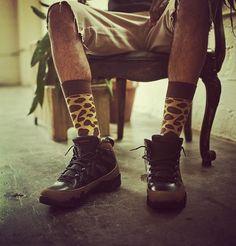 Mens fashion socks