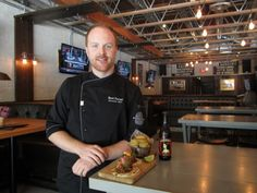 Parallel 49 ruby ale adds pizzazz to chef Brett Turner's pulled-pork tacos