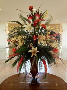Best Faux Floral Arrangements For Home Decoration: Beautiful Faux Flower Arrangements For Your Home Decoration