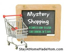 How to Earn Money as a Mystery Shopper