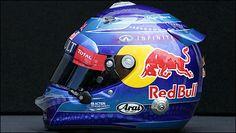 F1 Sebastian Vettel, Red Bull Racing 2013