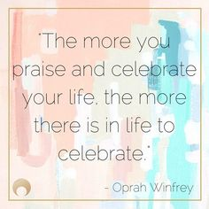 And doesn't Oprah know best? #LookFeelLive