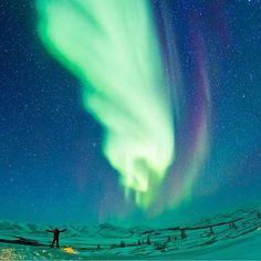 Aurora Borealis in Yukon Territory, Canada Yukon Territory, Destinations, Worldwide Travel, Natural Phenomena, Paradis, Travel Essentials, Holiday Essentials, Nature Pictures, Beautiful World