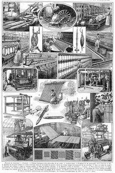 Planche du Larousse Universel en deux volumes, 1922. Plate from the Larousse Universel in two volumes, 1922.  A voir en haute résolution / See this in high resolution  Voir l'index des planches ici  See the index of all the plates here